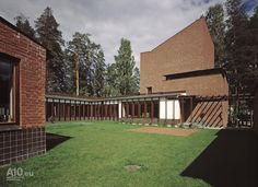 Alvar Aalto - Säynätsalo