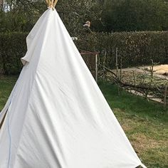 Tipi Teepee full size 4m diameter Native American Tent for | Etsy