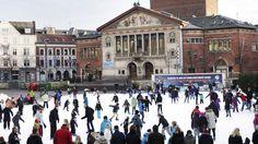 Skating, Aarhus