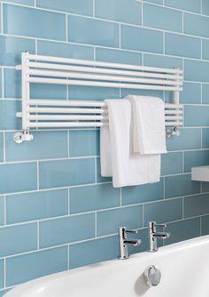 The Radiator Company – Towel Rails – BDO 25 – Best Towel Models and Patterns 2020 Bathroom Towel Rails, Towel Radiator, Ral Colours, Radiators, Toilet, Contemporary, Bathroom Ideas, Bathrooms