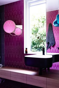 Before & After: a '70s Melbourne home is brought into the 21st century #violet