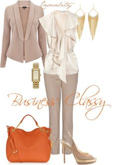 """""""Business Classy"""" by casuality ❤ liked on Polyvore"""