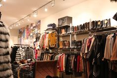 Amsterdam has a great selection of vintage clothing stores for men, women and kids. Here are a few vintage and used clothing shops we like!