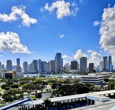 """Welcome to Miami"" City Life, South Beach, Will Smith, Seaside, New York Skyline, Skyscraper, Miami, Places, Travel"
