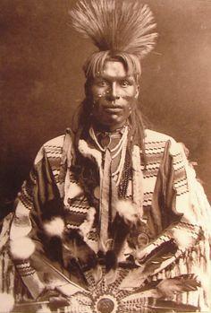 Native American Indians | Postcards & Photos: Cabinet Photo Native American Indian