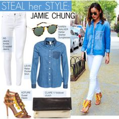 Steal Her Style-Jamie Chung