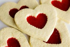 These sweet cookies look just like little stained glass windows. Whether you're filling an almond cookie with jam, or a sugar cookie with candy, these treats are as delicious to eat as they are pre...