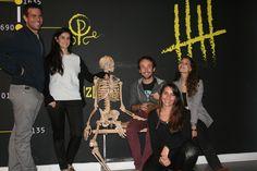 """Les """"Bordelais"""" sont à Paris et ils ont testé Prizoners, une aventure Bastille très sympathique. #PlayPrizoners"""