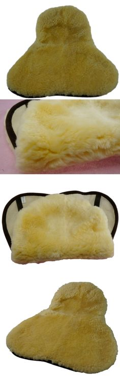 Saddle Covers 179000: 25Mmthick Merino Sheepskin Horse Saddle Seat Cover Beige St-Dc010240 -> BUY IT NOW ONLY: $49.99 on eBay!