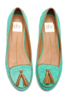 Damala Loafer in Mint