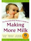 Breastfeeding Mother's Guide to Making More Milk, by Diana West and Lisa Marasco — • How to determine if baby is really getting enough milk • Supplementing without decreasing supply • Maximizing the amount of milk produced • Identifying the causes of low milk supply • Increasing supply with effective methods, including pumping, herbs, medications, foods, and alternative therapies • Returning to work, exclusively pumping, relactation, and more