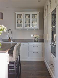 Luxury Kitchen, Private Villa - Designed by Norwegian Interior Architect firm Metropolis arkitektur & design - www. Villa Design, Double Vanity, Kitchen Cabinets, Luxury, Interior, Furniture, Projects, Home Decor, Kitchen Cupboards