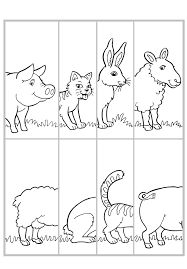 Afbeeldingsresultaat voor boerderijdieren waar is de juiste staart