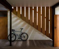wood & blocks   1960s Remuera home