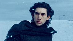 A long time ago in a galaxy far, far away, Adam Driver wasn't Kylo Ren yet. He was a young man who, one year after Sept. 11, joined the Marine Corps.