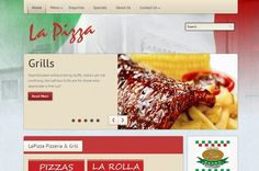 LA pizza, take away and grills, great food in laudium and lenasia, view their menu on www.lapizza.co.za