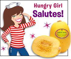 HG Salutes: Spaghetti Squash!