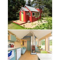 The NestHouse From Tiny House Scotland Interiors Interiordesign Architecture Decoration
