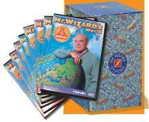 """Mr. Wizard's World"" DVD box set (Mr. Wizard Studios)"