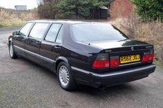 Saab 9000 CDE Griffin Edition 6-Door Limousine