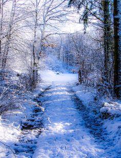 Winter Wonderland (Luxembourg) by San M.