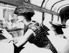 Lillian Bassman - More Fashion Mileage Per Dress, Barbara Vaughn, Harper's Bazaa