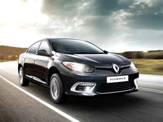 Renault Fluence in 2014