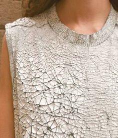 Industrial coatings: emerging women's knitwear trend