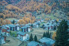 Curiosidades sobre Zermatt setor da construção