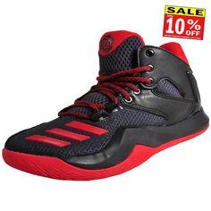 new arrival b10fa e7c8e Adidas D Rose 773 Junior Kids Boys Premium Basketball Court Trainers Black  (eBay Link)