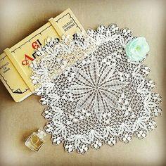 Crochet Diagram, Crochet Motif, Crochet Doilies, Crochet Lace, Crochet Patterns, Needlework, Crochet Earrings, Mandala, Handmade