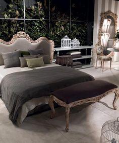 Décoration de chambre avec un style élégant et baroque pinned with Pinvolve