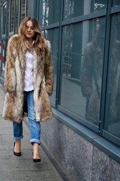 85 Best Furs images   Fur, Fall winter, Faux fur 442e049f7a
