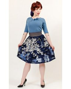 Heart of Haute Gypsy Skirt Geisha