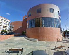 Centro Cultural Ramón Alonso Luzzy - Cartagena - España