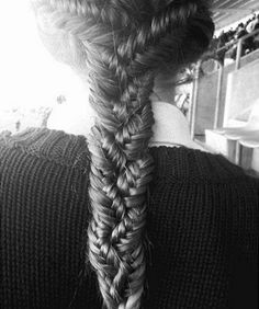 Mane-Spiration: Pinterest's Best Fishtail Braids Have Us Falling In Love