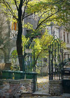 Budapest Art Nouveau Hungary