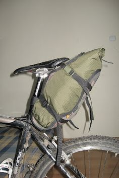Another seat bag.