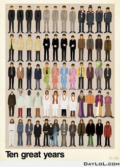 Ten years of The Beatles