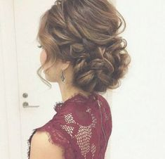 ideas for wedding hairstyles updo messy 72 + Ideen für Hochzeitsfrisuren Hochsteckfrisur Unordentlich lockere Locken sc – New Site ideas for wedding hairstyles updo messy loose curls sc – - Curled Hairstyles, Bride Hairstyles, Hairstyle Ideas, Trendy Hairstyles, Winter Wedding Hairstyles, Homecoming Hairstyles, Evening Hairstyles, Hair For Homecoming, Brunette Wedding Hairstyles