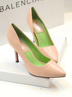 shoes- http://zzkko.com/n219654-013-new-European-stations-stylish-simplicity-with-thin-pointed-nightclubs-shallow-mouth-high-heels-womens-shoes.html $28.45