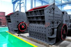primary impact PRODUCTION CAPACITY: 90-400T/H