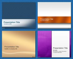 #Free #PowerPoint #Templates - Simple