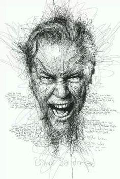 Jaymz - James Hetfield - Metallica