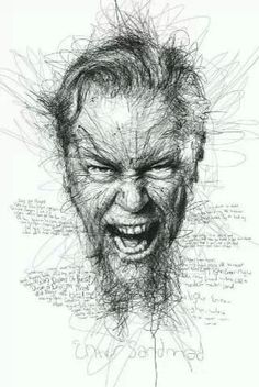 metallica coloring pages - this image