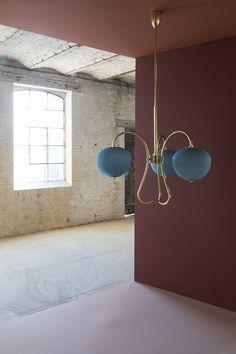 Le nuove lampade di Magic Circus - Interior Break