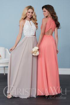 Comet - Halterneck - Not Another Boring Bridesmaid Dress - NABBD