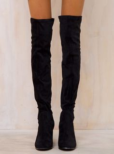 Therapy Black Hanover Boots / Princess Polly Boutique / $90