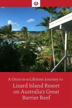 Family-Friendly Review of Lizard Island Resort, Australia with Kids