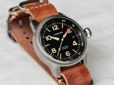 Aviator Brand Watches | classic pilot watch design with top quality components at an ...